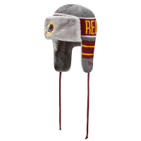 Washington Redskins nfl new era helmet trapper зимняя шапка ушанка
