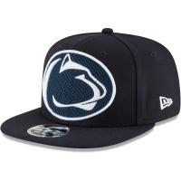Penn State Nittany Lions ncaa new era snapback спортивная кепка темно-синяя