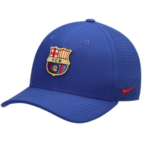 Barcelona FC nike classic performance футбольная спортивная бейсболка