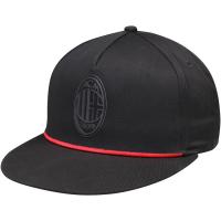 AC Milan puma snapback футбольная кепка с прямым козырьком черная