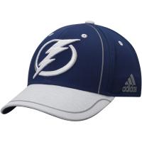 Tampa Bay Lightning nhl adidas flex-fit tonal хоккейная бейсболка