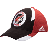 Arizona Coyotes nhl adidas flex-fit on-ice хоккейная бейсболка черная