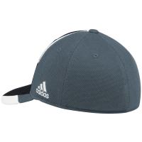 Vegas Golden Knights nhl adidas echo flex хоккейная бейсболка черно-серая