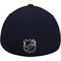 Winnipeg Jets nhl adidas flex-fit хоккейная бейсболка темно-синяя