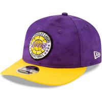 Los Angeles Lakers nba new era retro series спортивная бейсболка фиолетовая