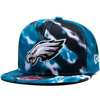 Philadelphia Eagles nfl new era snapback спортивная кепка с прямым козырьком цветная