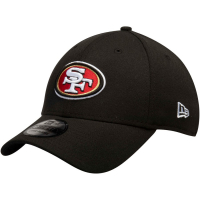 San Francisco 49ers nfl new era flex classic спортивная бейсболка черная