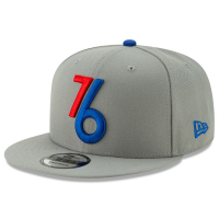 Philadelphia 76ers nba new era snapback city edition спортивная кепка