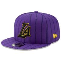 Los Angeles Lakers nba new era city edition спортивная кепка