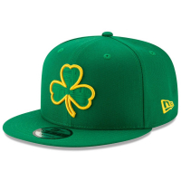 Boston Celtics nba new era snapback city edition спортивная кепка