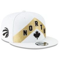 Toronto Raptors nba new era snapback city edition спортивная кепка белая