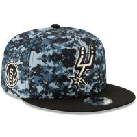 San Antonio Spurs nba new era snapback city edition спортивная кепка