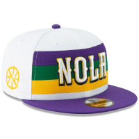New Orleans Pelicans nba new era snapback city edition спортивная кепка