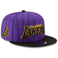 Los Angeles Lakers nba new era snapback city series спортивная кепка