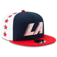 LA Clippers nba new era snapback city edition спортивная кепка