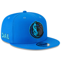 Dallas Mavericks nba new era snapback city edition спортивная кепка