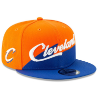 Cleveland Cavaliers nba new era snapback city edition спортивная кепка