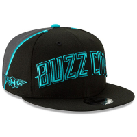 Charlotte Hornets nba new era snapback city edition спортивная кепка
