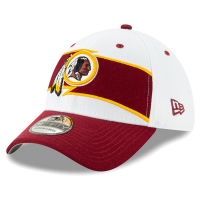 Washington Redskins nfl new era flex спортивная бейсболка белая