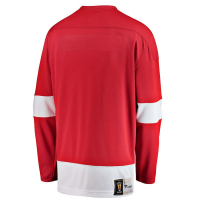 Detroit Red Wings nhl fanatics heritage хоккейный свитер красный