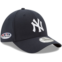 New York Yankees mlb new era NY postseason спортивная бейсболка темно-синяя
