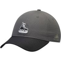 Vegas Golden Knights nhl adidas coaches хоккейная бейсболка черно-серая