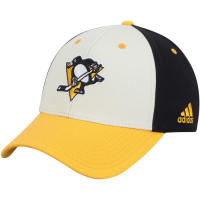 Pittsburgh Penguins nhl adidas three tone хоккейная бейсболка