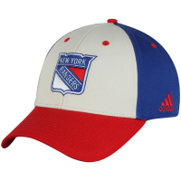 New York Rangers nhl adidas three tone хоккейная спортивная бейсболка