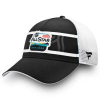 All-Star Game nhl fanatics хоккейная бейсболка с сеткой черная