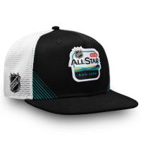 All-Star Game nhl fanatics snapback хоккейная кепка с сеткой черная