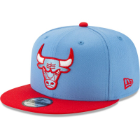 Chicago Bulls nba new era snapback city edition on court спортивная кепка