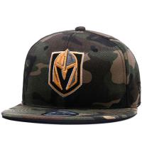 Vegas Golden Knights nhl new era snapback хоккейная кепка с прямым козырьком камуфляжная