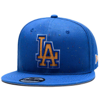 Los Angeles Dodgers mlb new era LA snapback спортивная бейсболка синяя