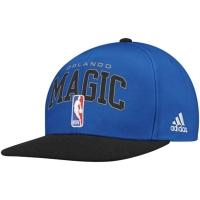 Кепка Orlando Magic nba adidas snapback спортивная с прямым козырьком синяя