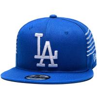 Los Angeles Dodgers mlb new era LA snapback кепка с прямым козырьком синяя