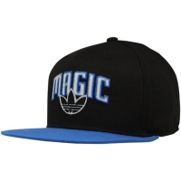 Orlando Magic nba adidas originals snapback кепка черная