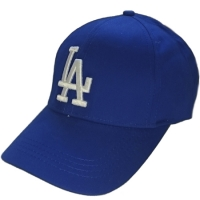 Los Angeles Dodgers mlb LA спортивная бейсболка синяя