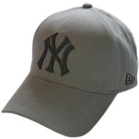 New York Yankees mlb new era NY спортивная бейсболка серая