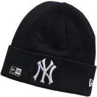 New York Yankees mlb new era NY шапка с отворотом темно-синяя
