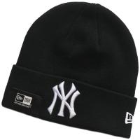 New York Yankees mlb new era NY шапка с отворотом черная