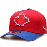 Toronto Blue Jays mlb new era спортивная бейсболка красная