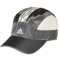 Adidas спортивная летняя бейсболка с сеткой бело-серая