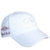 Infiniti Red Bull спортивная авто бейсболка белая