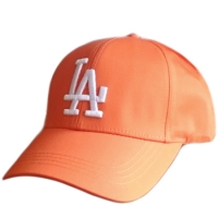 Los Angeles Dodgers mlb LA спортивная бейсболка оранжевая