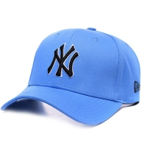 New York Yankees mlb new era NY спортивная бейсболка голубая