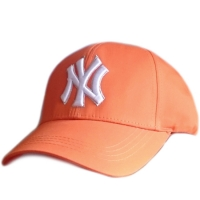 New York Yankees mlb NY спортивная бейсболка оранжевая