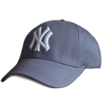 New York Yankees mlb NY спортивная бейсболка темно-серая