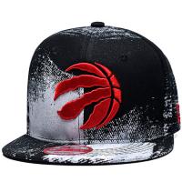 Toronto Raptors nba new era snapback кепка с прямым козырьком черная