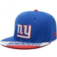 New York Giants nfl new era snapback спортивная кепка синяя