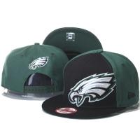 Philadelphia Eagles new era snapback спортивная кепка черно-зеленая